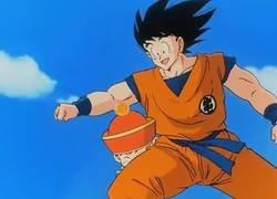 Enlace a Imposible no sentir la nostalgia con el opening de Dragon Ball Z en japonés