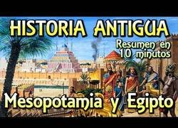 Enlace a Historia antigua en 10 minutos
