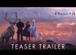Enlace a El esperado tráiler de Frozen 2