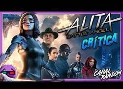 Enlace a Crítica de Alita: Ángel de combate