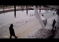 Enlace a El peligro de la nieve