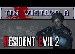 Enlace a Un vistazo a Resident Evil 2