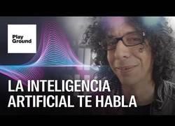 Enlace a El primer mensaje de la Inteligencia Artificial a la humanidad