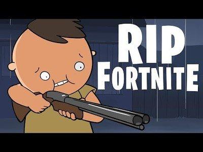 El Fortnite ha muerto con la llegada de Apex