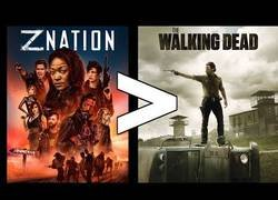 Enlace a Z Nation vs the Walking Dead
