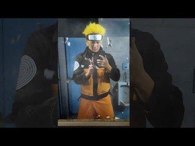 El mejor Naruto Mirror Run Challenge creado hasta la fecha es simplemente una obra de arte
