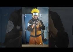 Enlace a El mejor Naruto Mirror Run Challenge creado hasta la fecha es simplemente una obra de arte
