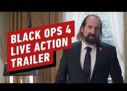 Enlace a El mítico 'John Abruzzi' protagoniza un nuevo spot de Call of Duty