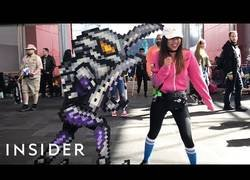 Enlace a El impresionante cosplay de Metroid pixelado con el que ha alucinado todo el mundo