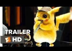 Enlace a Presentan un segundo tráiler de la película del 'Detective Pikachu'