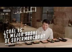 Enlace a El mejor sushi de supermercado