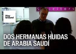 Enlace a Huyendo de Arabia Saudita