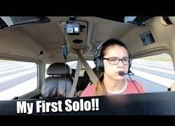 Enlace a La emocionante experiencia de hacer el primer vuelo en solitario