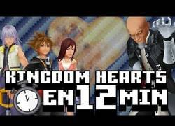 Enlace a Toda la historia de Kingdom Hearts