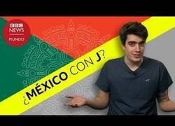 Enlace a México con X