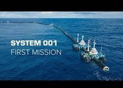Enlace a Empieza la misión de limpiar el océano