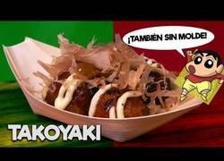 Enlace a Receta de takoyaki