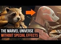 Enlace a Todo esto esconde el Universo Marvel sin efectos especiales