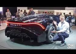 Enlace a Presentan el Bugatti Voiture Noire de 16.7 millones de euros