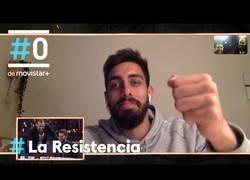 Enlace a Borja Iglesias vuelve a conectar con La Resistencia tras celebrar un gol como prometió y no se quedará ahí la cosa