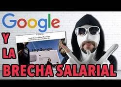 Enlace a Google y la brecha salarial
