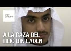 Enlace a Recompensa de 1 millón de dólares a la captura del hijo de Bin Laden