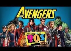 Enlace a Así habría sido el universo Marvel con los actores más famosos de los 90