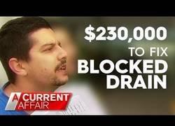 Enlace a Denuncia el cobro de 230.000$ por desatascar un lavabo