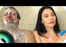 Enlace a Tipos de personas en la ducha
