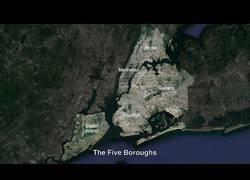 Enlace a La brutal evolución de Nueva York desde 1609 a la actualidad