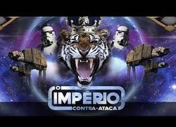 Enlace a La espectacular carroza de Carnaval vista en Sao Paulo sobre Star Wars