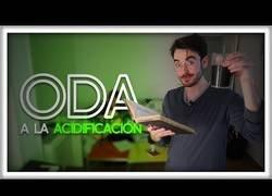 Enlace a Oda a la Acidificación