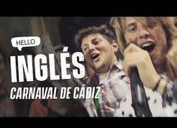 Enlace a Hablando inglés en el Carnaval de Cádiz