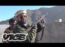 Enlace a El mercado de armas en Pakistán