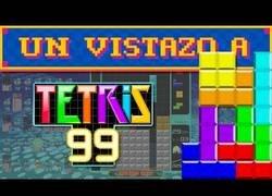 Enlace a Un vistazo a Tetris 99