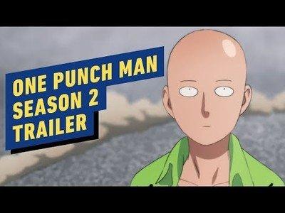 El esperado tráiler de la segunda temporada de One Punch Man ya está aquí