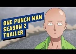 Enlace a El esperado tráiler de la segunda temporada de One Punch Man ya está aquí