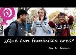 Enlace a ¿Cuántas palabras respecto al feminismo conocéis?