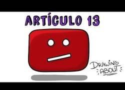 Enlace a Definitivamente ya se aprobó el articulo 13, ¿Cómo afectará a internet?