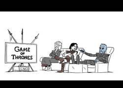 Enlace a Resumen de las 7 temporadas de Juego de Tronos en solamente 3 minutos