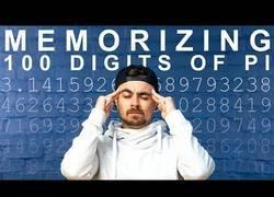 Enlace a El gran Mike Boyd pone a prueba su mente intentando memorizar 100 dígitos del número Pi en un día