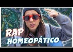 Enlace a El rap homeopático de la Gata de Schrödinger
