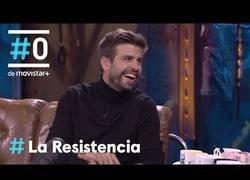 Enlace a La brutal entrevista de Gerard Piqué en La Resistencia con dardos a el Espanyol y Real Madrid