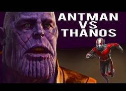 Enlace a El final de Thanos que Marvel no se atreve a hacer con Antman como protagonista