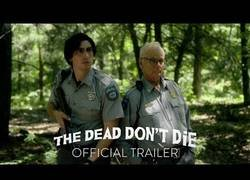 Enlace a Primer tráiler de 'The Dead don't die'