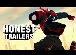 Enlace a El tráiler honesto de Spider-Man: into de Spider-Verse