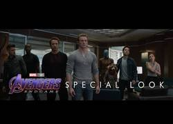 Enlace a Un nuevo avance de Avengers: Endgame para anunciar la venta de entradas