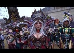 Enlace a La cinemática de los cosplays vistos en la Katsucon 2019