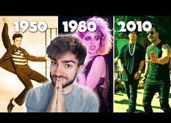 Enlace a Modas musicales de 1950 a 2010