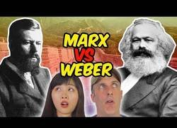 Enlace a China y el espíritu del capitalismo: Marx vs Weber